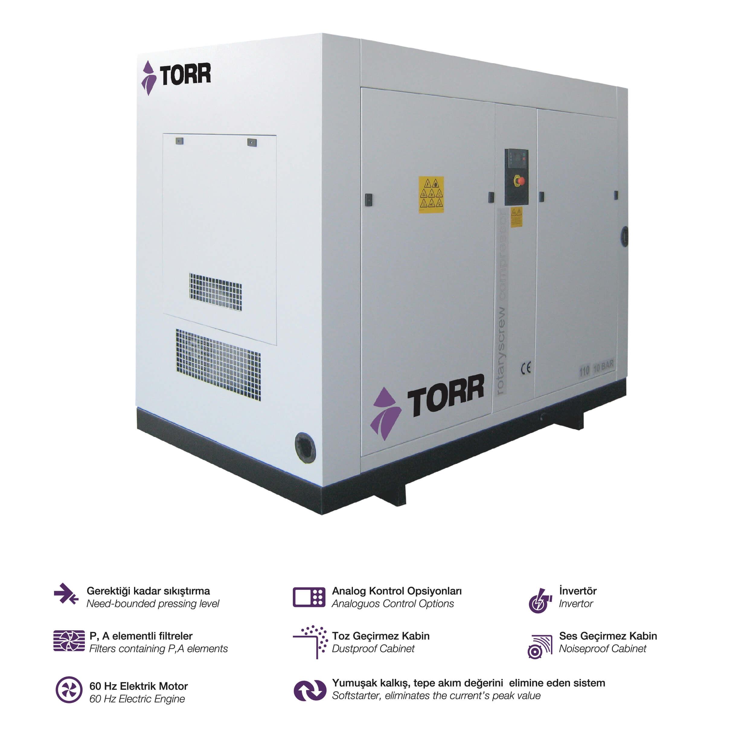 Torr TSC DA Direkt Akuple Hava Kompresörü-01